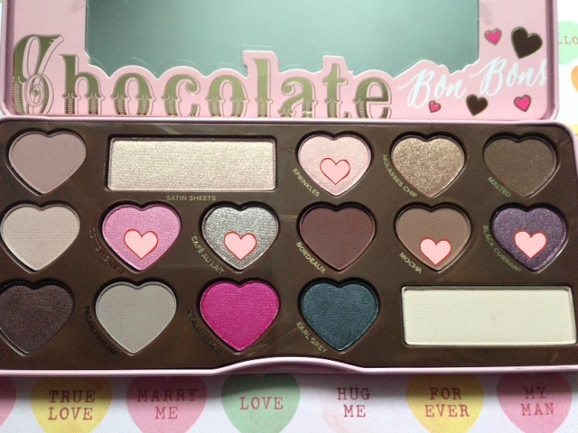 Too Faced Chocolate Bon Bons eyeshadow palette neversaydiebeauty.com @redAllison