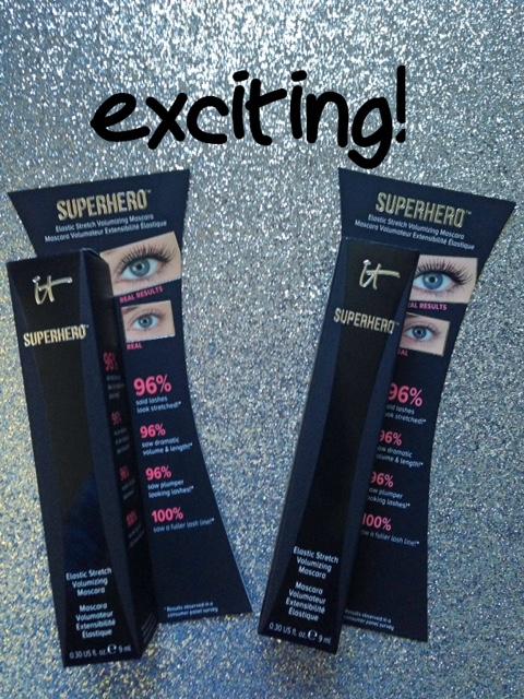 IT Cosmetics Superhero Mascara duo neversaydiebeauty.com @redAllison