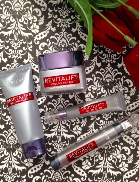 L'Oreal Volume Filler skincare products neversaydiebeauty.com @redAllison