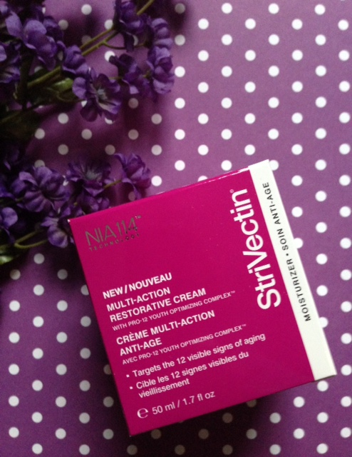 StriVectin Multi-Action Restorative Cream box neversaydiebeauty.com @redAllison