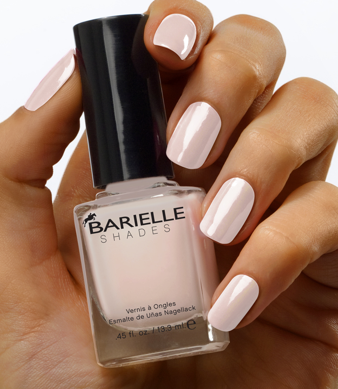 Barielle Sheer Nonsense Nail Polish neversaydiebeauty.com @redAllison