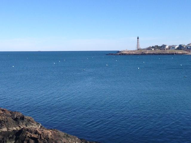 lighthouse Marblehead MA neversaydiebeauty.com @redAllison