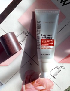 Peter Lamas Supreme Radiance Complexion Booster open tube neversaydiebeauty.com @redAllison