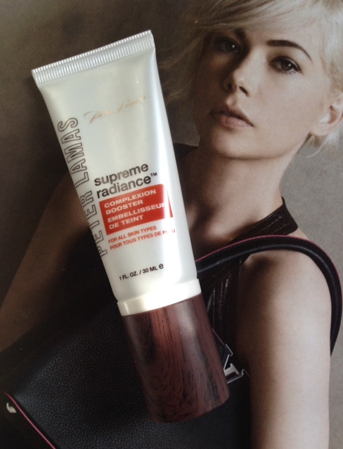 Peter Lamas Supreme Radiance Complexion Booster tube neversaydiebeauty.com @redAllison