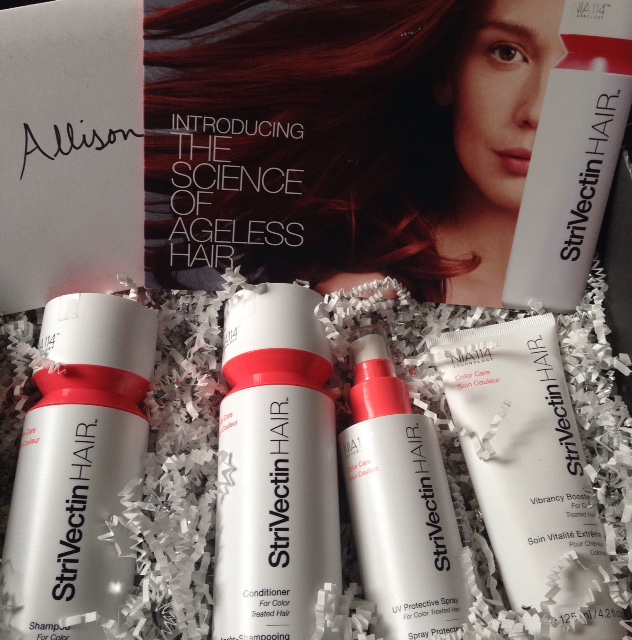 StriVectin Color Care Haircare products neversaydiebeauty.com @redAllison