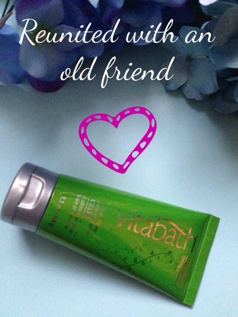 Vitabath Original Spring Green Moisturizing Bath & Shower Gelee neversaydiebeauty.com @redAllison