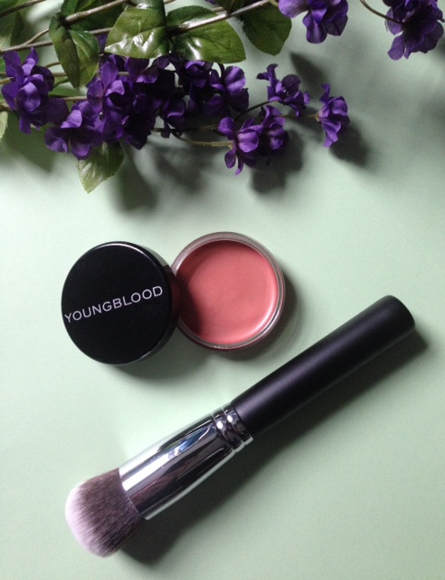 My Perfect Blush: Youngblood Luminous Creme Blush, Tropical Glow