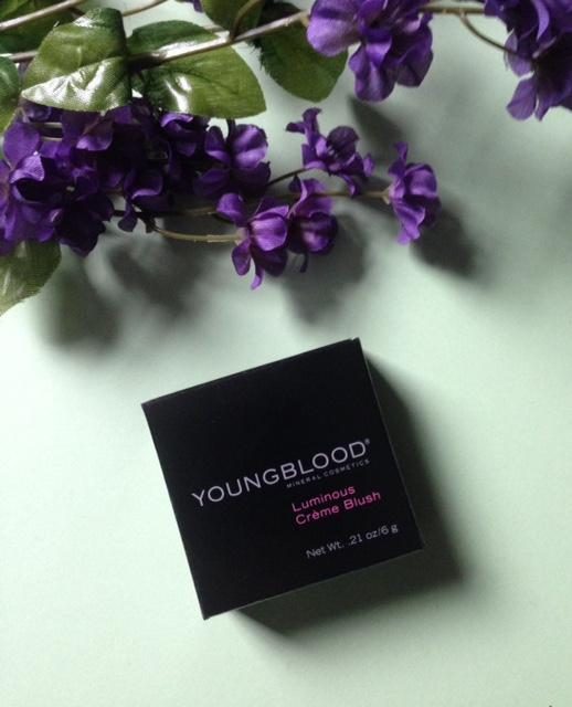 Youngblood Luminous Creme Blush box neversaydiebeauty.com @redAllison