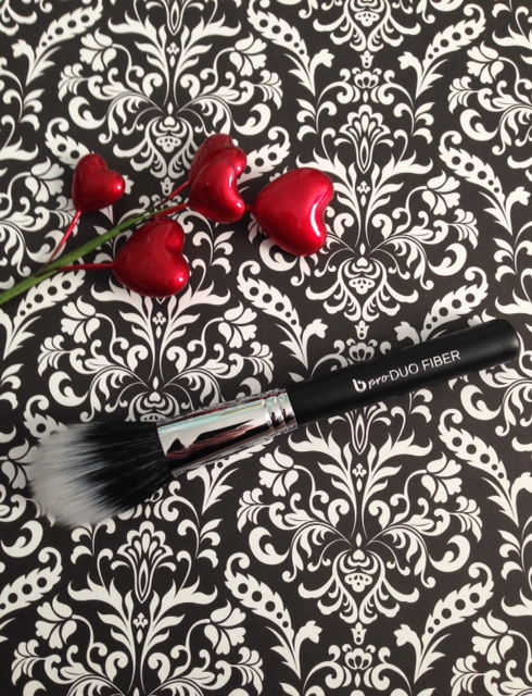 Beauty Junkees proDuo Fiber brush neversaydiebeauty.com @redAllison