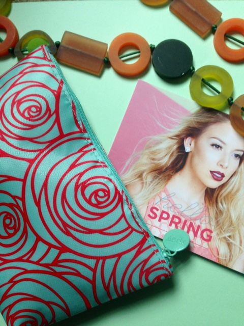 ipsy Hello Spring glam bag March 2016 neversaydiebeauty.com @redAllison