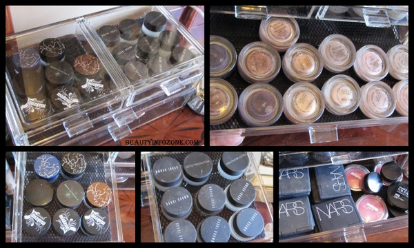 makeup organization solutions