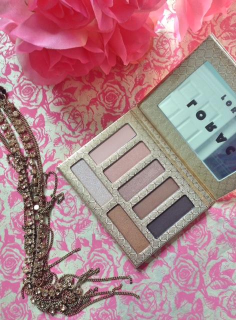 open Lorac Riesling Romance eyeshadow palette neversaydiebeauty.com @redAllison