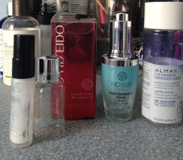 cosmetics I used up in March 2016 neversaydiebeauty.com @redAllison