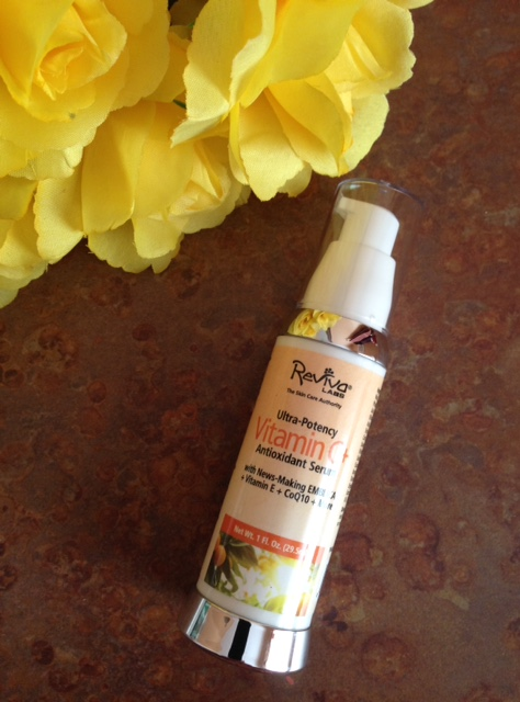 Reviva Labs Ultra-Potency Vitamin C+ Antioxidant Serum neversaydiebeauty.com