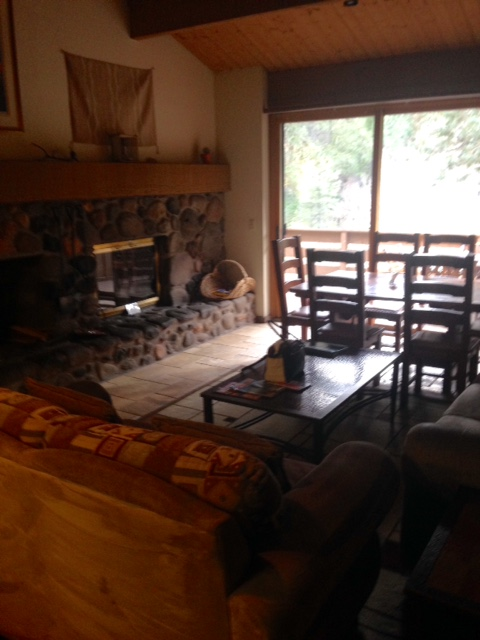 living room w fireplace Junipine Resort Sedona AZ neversaydiebeauty.com @redAllison