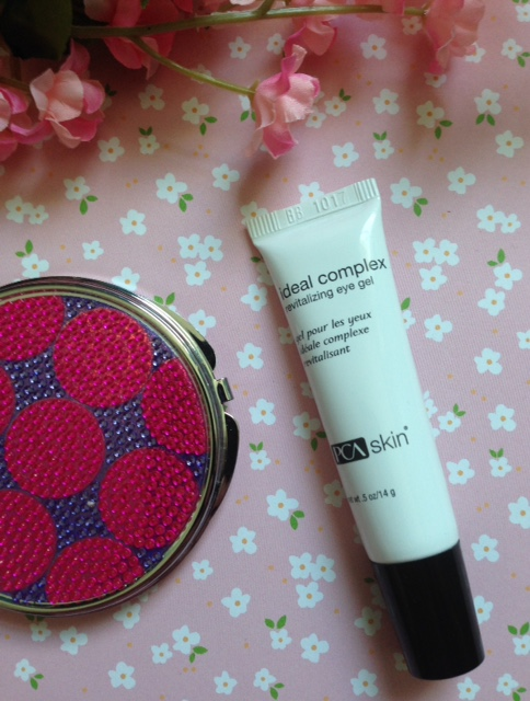 PCA Skin Ideal Complex Revitalizing Eye Gel tube neversaydiebeauty.com @redAllison