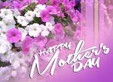 Happy Mother's Day floral image