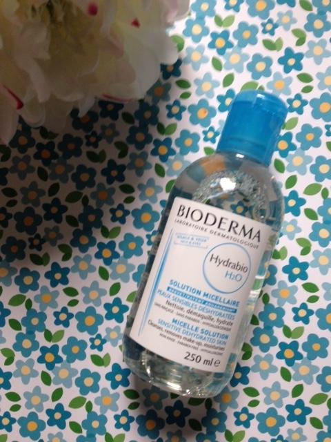 Bioderma Hydrabio Micellar Water neversaydiebeauty.com @redAllison