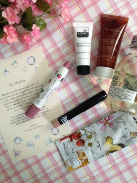 Birchbox June 2016 Multitaskers contents neversaydiebeauty.com @redAllison
