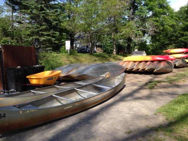 Foote Brothers canoes Ipswich MA neversaydiebeauty.com @redAllison