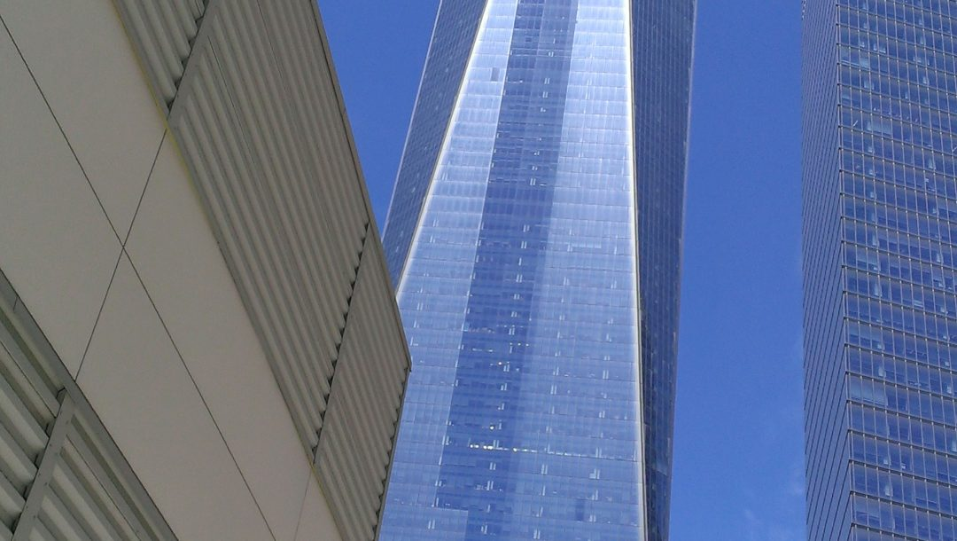 Freedom Tower NYC neversaydiebeauty.com @redAllison