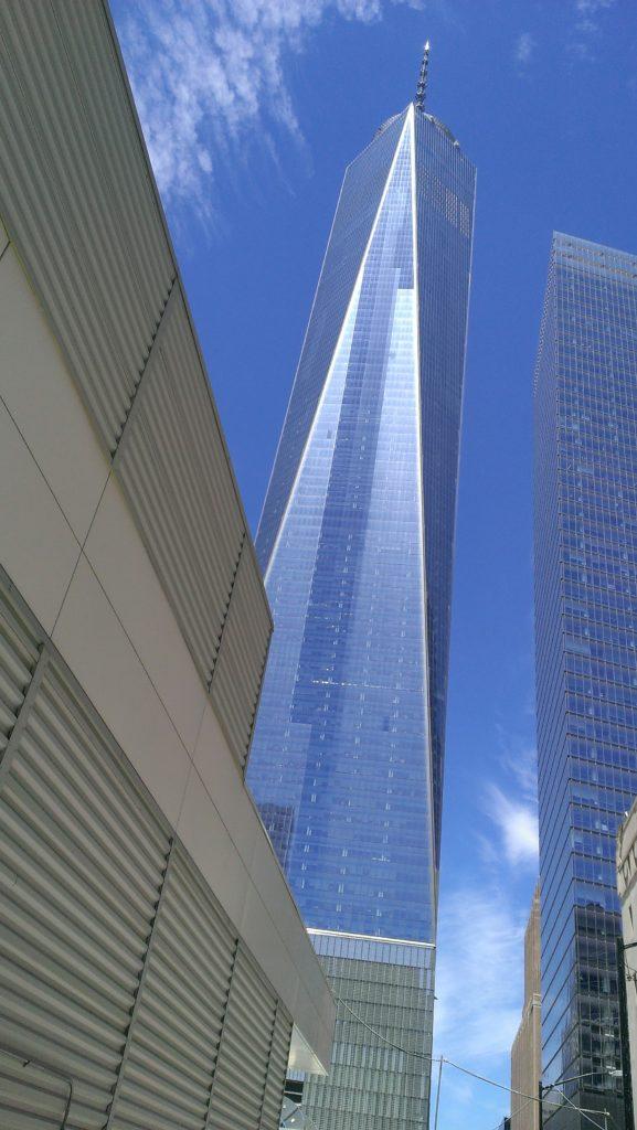 Freedom Tower NYC neversaydiebeauty.com @redAllison