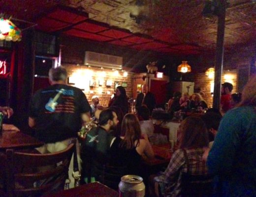 In A Pig's Eye Cafe/Bar Salem MA neversaydiebeauty.com