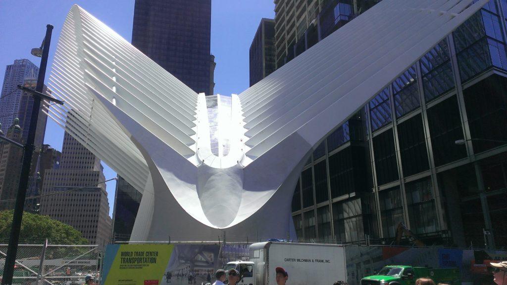 World Trade Center Transportation Center neversaydiebeauty.com