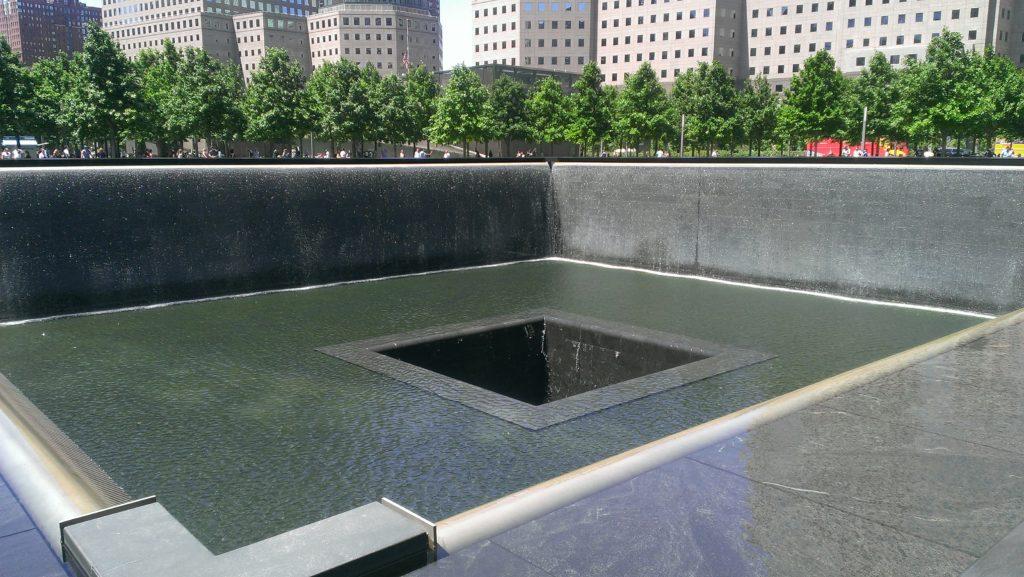 World Trade Center NYC 911 Memorial neversaydiebeauty.com