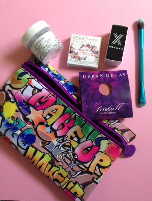 ipsy Rebel Rebel glam bag and goodies June 2016 neversaydiebeauty.com @redAllison
