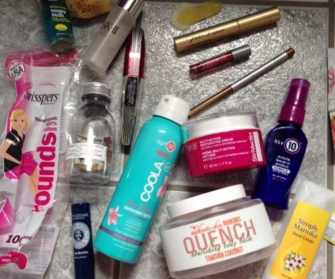 June July 2016 empty beauty products neversaydiebeauty.com
