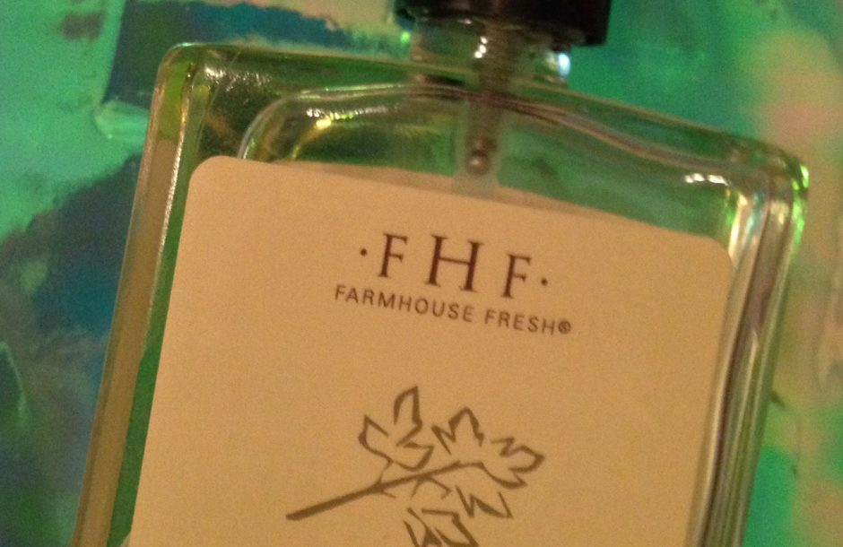 Farmhouse Fresh Citrus Cilantro Body Oil neversaydiebeauty.com
