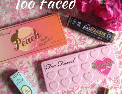 5 favorite makeup products from Too Faced Cosmetics neversaydiebeauty.com