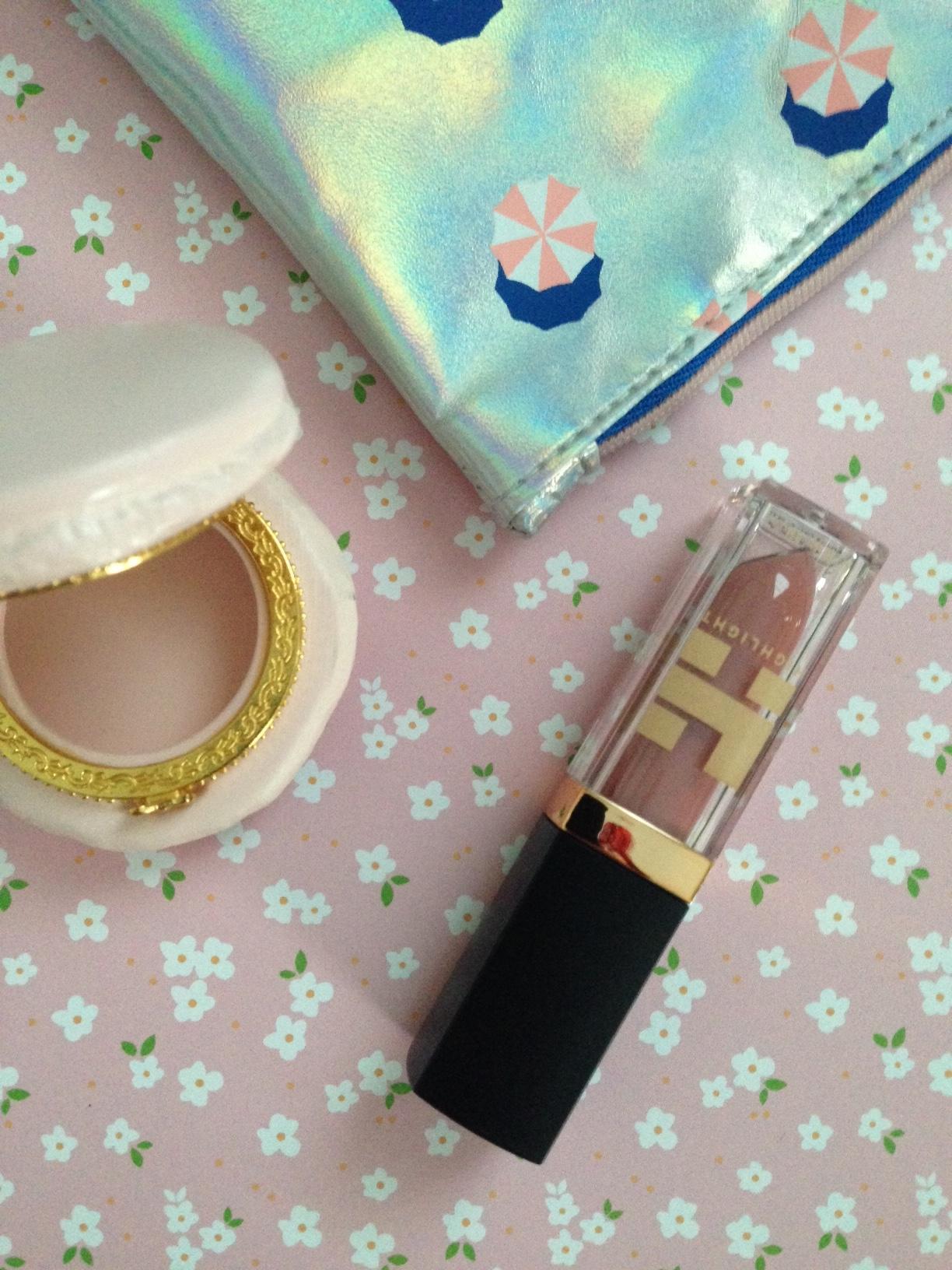 Highlight Liquid Lipstick Moroccan Spice tube neversaydiebeauty.com