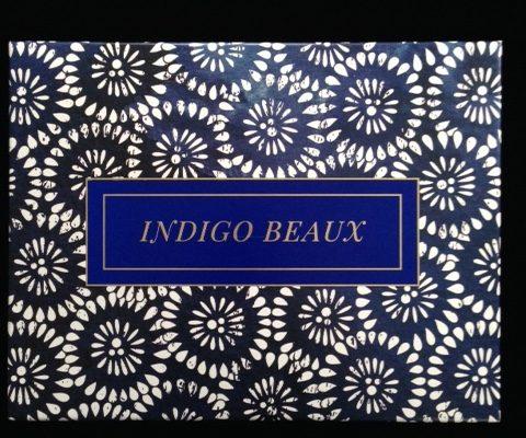 Indigo Beaux subscription box neversaydiebeauty.com
