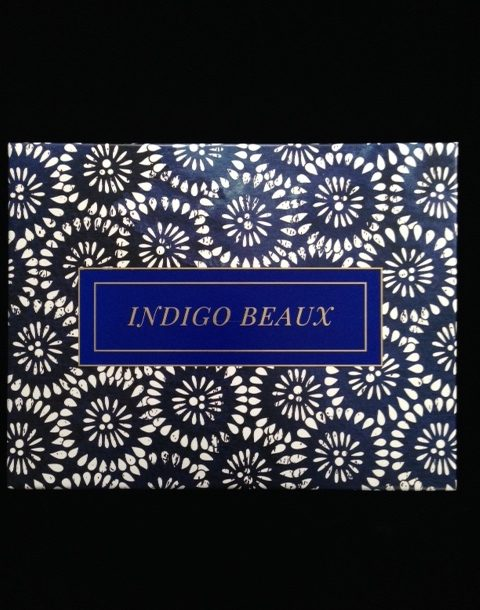 Indigo Beaux subscription box neversaydiebeauty.com
