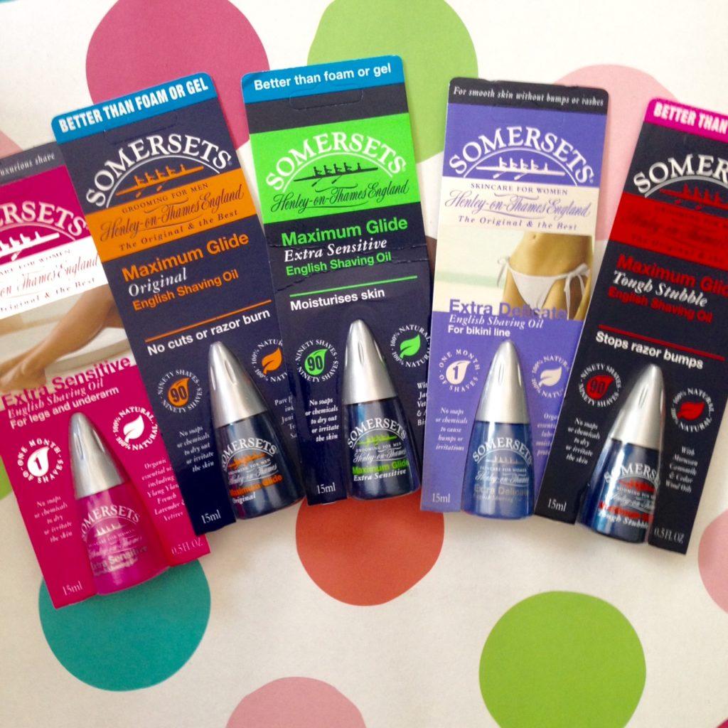 Somersets English Shaving Oils neversaydiebeauty.com