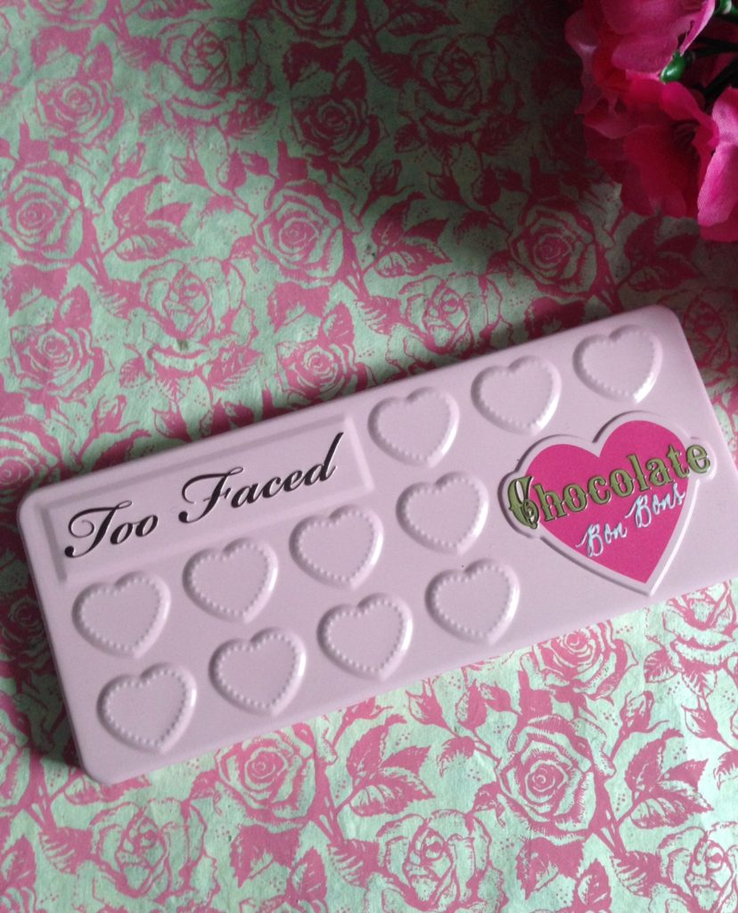 Too Faced Chocolate Bon Bons Eyeshadow Palette neversaydiebeauty.com