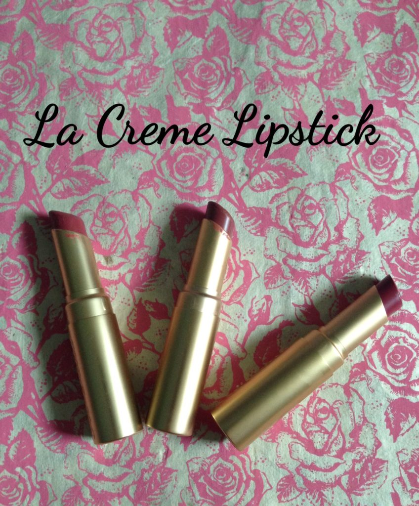 Too Faced La Creme Lipstick tubes neversaydiebeauty.com