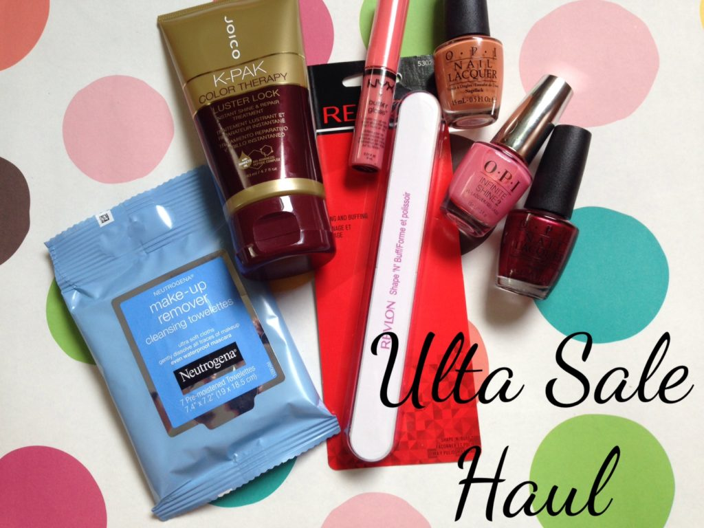 Ulta Labor Day Sale Haul neversaydiebeauty.com