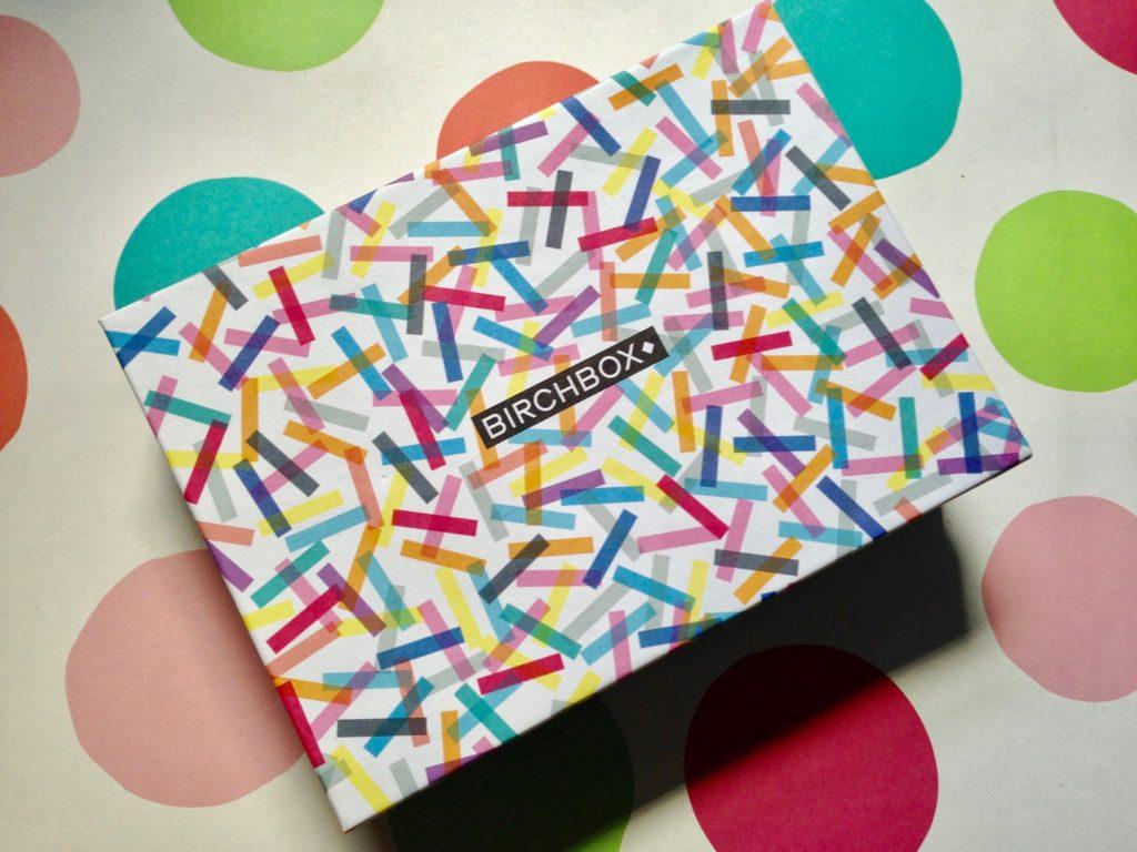 Birchbox box for September 2016 neversaydiebeauty.com