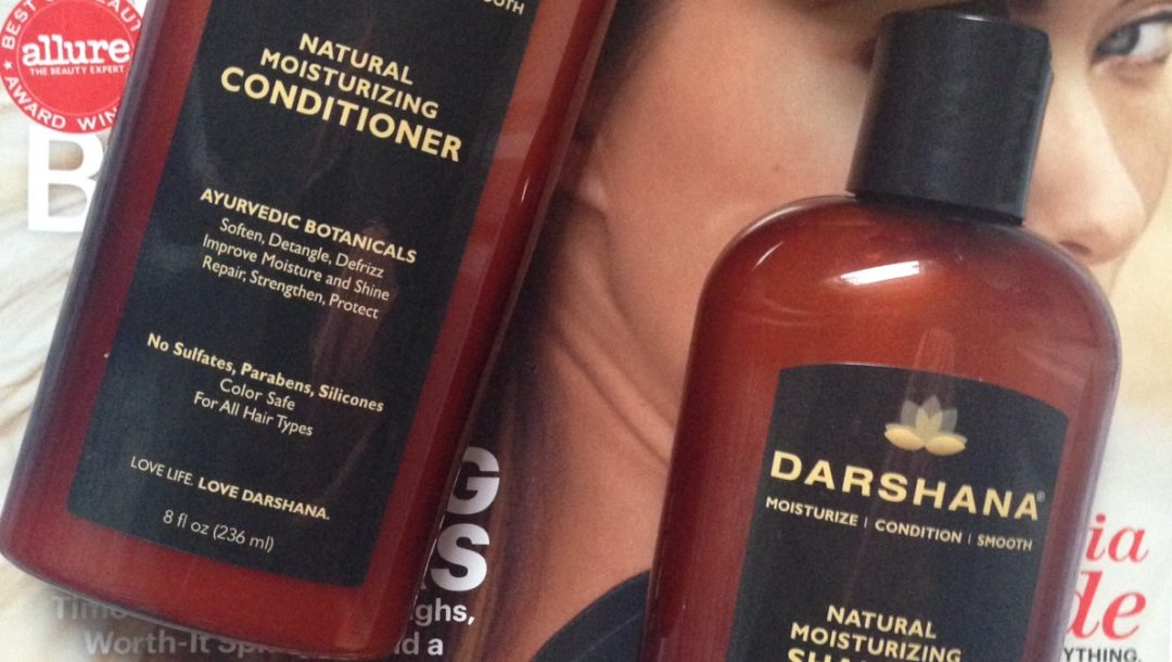 Darshana Moisturizing Shampoo & Conditioner neversaydiebeauty.com