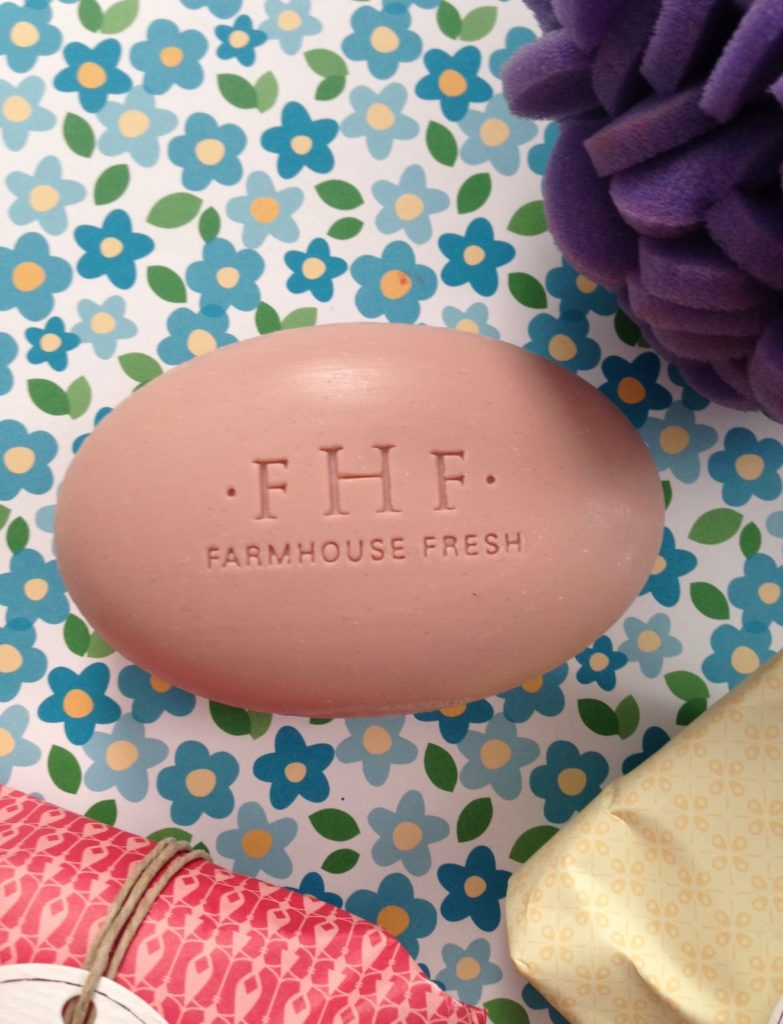 FarmHouse Fresh Shea Butter soap unwrapped neversaydiebeauty.com