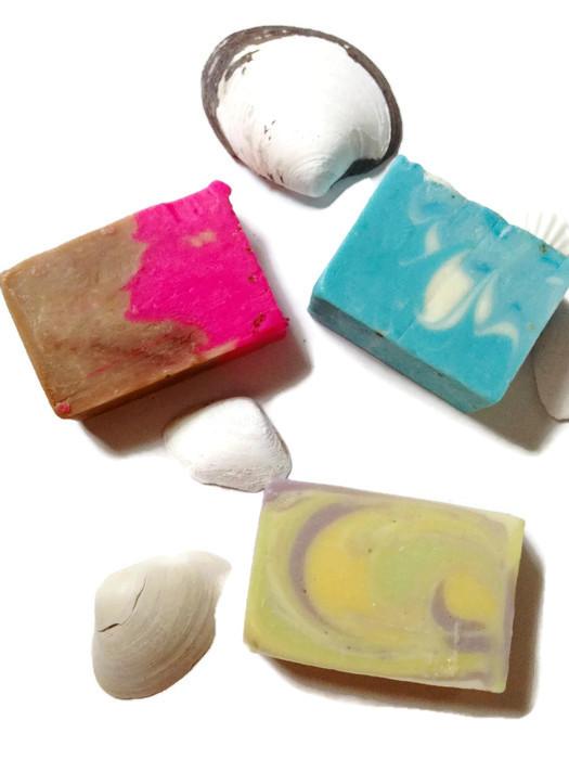 Nature Island Botanicals handmade soaps neversaydiebeauty.com