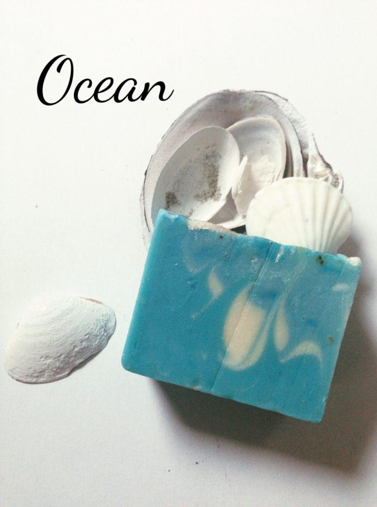 Nature Island Botanicals soap, Ocean neversaydiebeauty.com