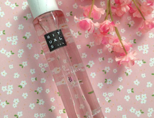 Rituals SPA Rituals of Sakura Bed & Body Mist cherry blossom neversaydiebeauty.com