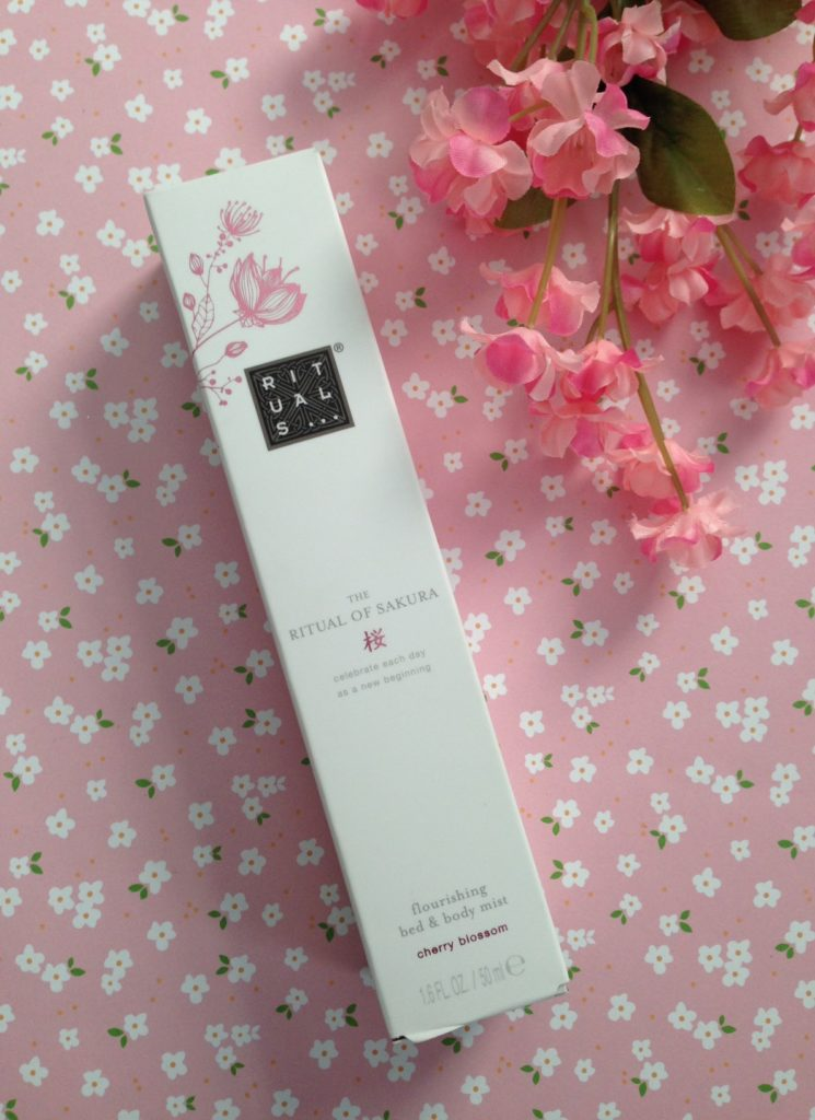 Rituals SPA Rituals of Sakura box neversaydiebeauty.com