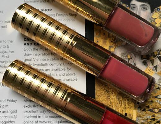 Tarte Lip Sculptor Lipstick & Gloss, Sass, Voltage & Harlequin neversaydiebeauty.com