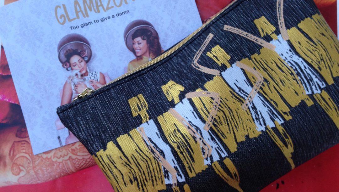 "ipsy bag ""Glamazon"" September 2016 neversaydiebeauty.com"