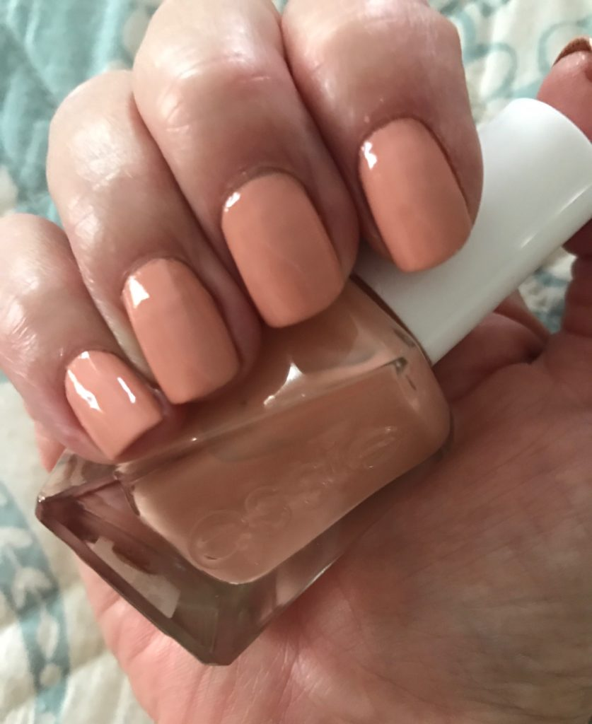 Essie Gel Couture, Sew Me & Topcoat: Longer Wearing Polish – Never ...